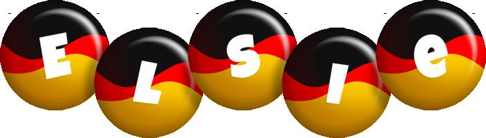 Elsie german logo