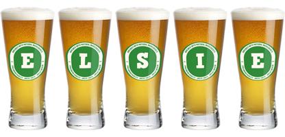 Elsie lager logo