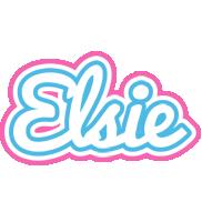 Elsie outdoors logo