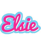 Elsie popstar logo