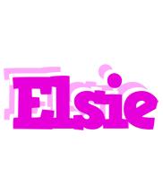 Elsie rumba logo