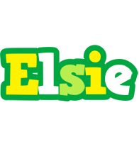 Elsie soccer logo