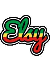 Elsy african logo