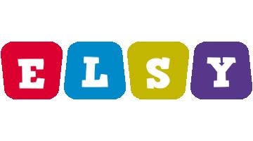 Elsy kiddo logo