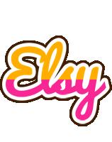 Elsy smoothie logo