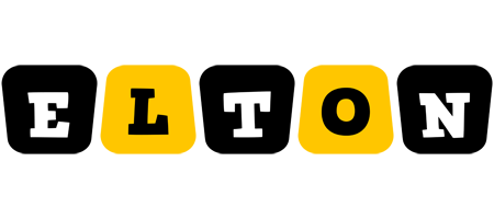 Elton boots logo