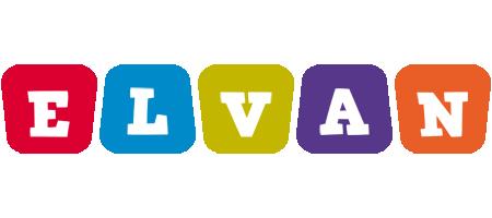 Elvan kiddo logo