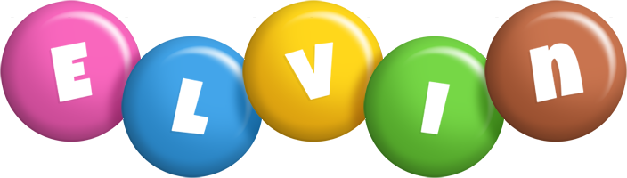 Elvin candy logo
