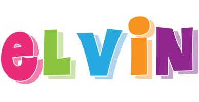 Elvin friday logo