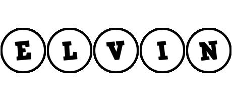 Elvin handy logo