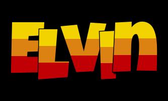 Elvin jungle logo