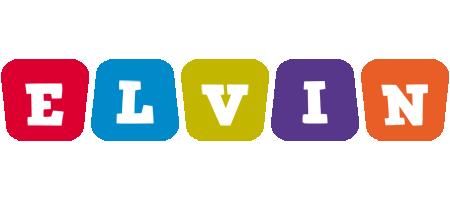 Elvin kiddo logo