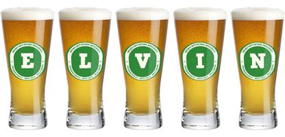 Elvin lager logo
