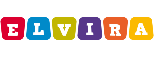 Elvira kiddo logo