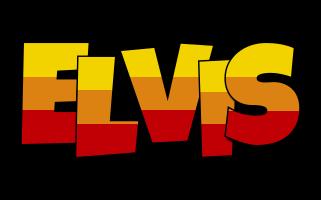 Elvis jungle logo