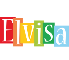 Elvisa colors logo