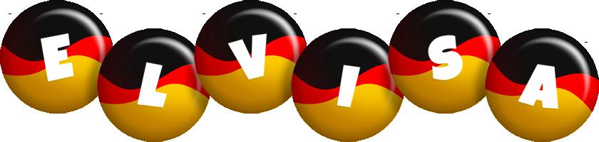 Elvisa german logo