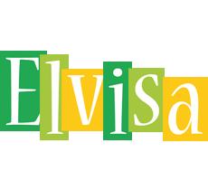 Elvisa lemonade logo