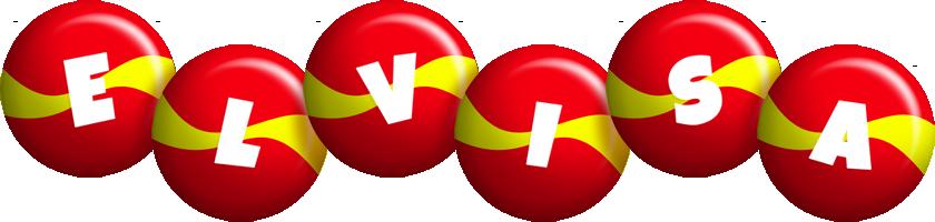 Elvisa spain logo