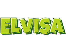 Elvisa summer logo