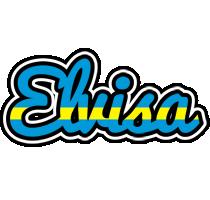 Elvisa sweden logo