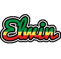 Elwin african logo