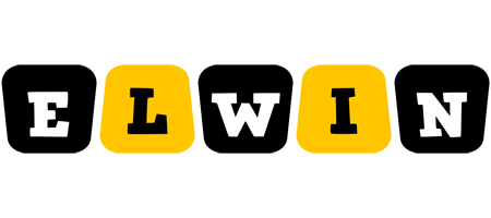 Elwin boots logo