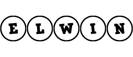 Elwin handy logo