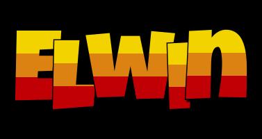 Elwin jungle logo
