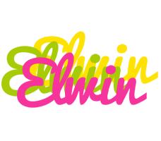 Elwin sweets logo
