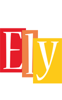 Ely colors logo