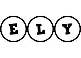 Ely handy logo