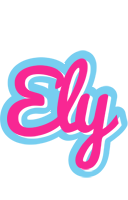 Ely popstar logo