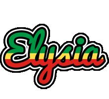 Elysia african logo