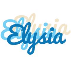 Elysia breeze logo