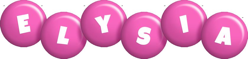 Elysia candy-pink logo