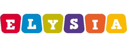 Elysia daycare logo