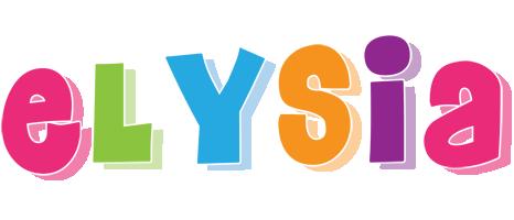 Elysia friday logo