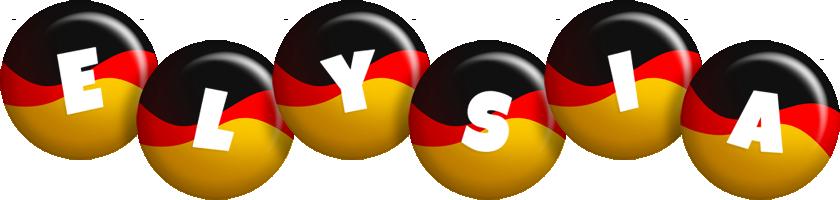 Elysia german logo
