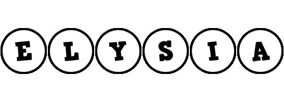 Elysia handy logo
