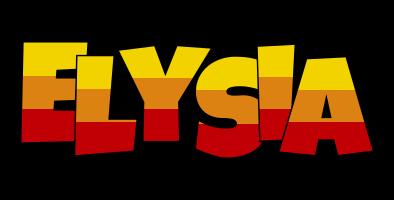 Elysia jungle logo