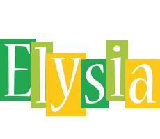 Elysia lemonade logo