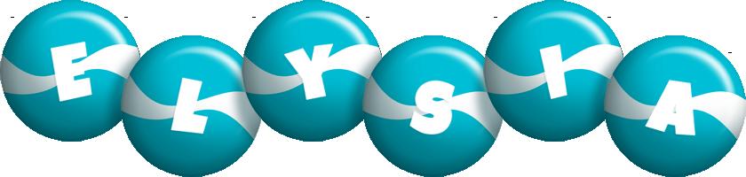 Elysia messi logo
