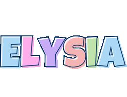 Elysia pastel logo