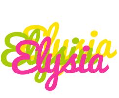 Elysia sweets logo