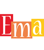 Ema colors logo