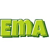 Ema summer logo
