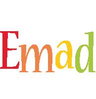 Emad birthday logo
