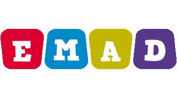 Emad kiddo logo