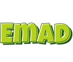 Emad summer logo